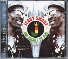 LEROY SMART  MR SMART IN DUB NEW CD £9.99