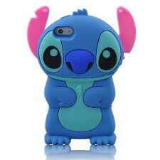 Cartoon Disney Silicone Soft Dropproof Kid Cover Case For iPod Touch 5/6 iPhone