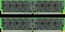 128MB (2X64MB) EDO NON-PARITY 60NS SIMM 72-PIN 5V 16X32