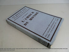 Ramuz Roseau d'or edition originale numéroté sur alfa  beau papier non coupé