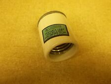 NEW Underwriter's Laboratories Portable Lamp Socket NJ 07105 *FREE SHIPPING*