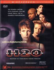 HALLOWEEN H20 (Jamie Lee CURTIS Josh HARTNETT) HORROR THRILLER Film DVD Region 4