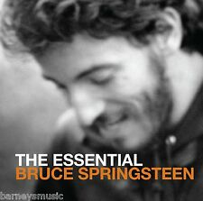 BRUCE SPRINGSTEEN ( NEW 2 x CD ) THE ESSENTIAL / GREATEST HITS / VERY BEST OF