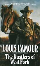 The Rustlers of West Fork  Author Louis L'Amour  Paperback 1992