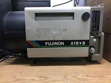 Fujinon A18X8 A15x8 FESM-21PE - 1:1.5/8-120mm) Camera Box Lens