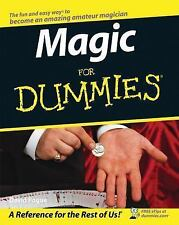Magic for Dummies by David Pogue (1998, Paperback)