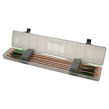 MTM Compact Arrow Case, Clear Smoke