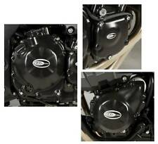 R&G ENGINE CASE COVER KIT (3 Covers) for KAWASAKI Z750, 2007 to 2013