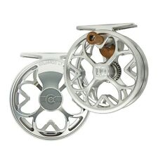 NEW 2016 ROSS COLORADO LT 4/5 CLICK DRAG FLY REEL PLATINUM FOR 4-5 WEIGHT ROD