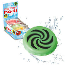 SOAK N SLING FRISBEE WATER BOMB SOFT FOAM WET TOY GAME CHRISTMAS STOCKING FILLER