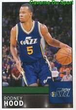 298 RODNEY HOOD USA UTAH JAZZ STICKER NBA BASKETBALL 2017 PANINI