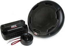 MTX THUNDER61 6.5 inch  90W RMS 4 Ohm Component Speakers FREE SHIPPING WARRANTY