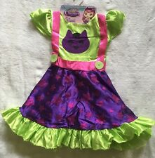 Girls Little Charmers Hazel Dress Size 4- 6x Halloween Costume