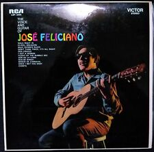 THE VOICE AND GUITAR OF JOSE FELICIANO - VINYL LP AUSTRALIA