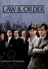 LAW & ORDER: THE EIGHTH YEAR (NEW DVD)