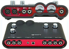 LINE 6 UX2 toneport POD studio interface audio usb carte son BUS powered