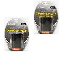 TWO 2X Batteries LP-E6 for Canon SLR EOS 5D Mark II III EOS 7D Mark I 60D 70D