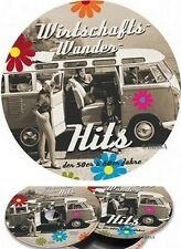 Wirtschaftswunder Hits German Songs from the 50s and 60s Licensed by Volkswagen