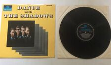 THE SHADOWS - Dance With - UK Vinyl LP 33SX 1619 1ST PRESS
