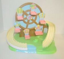 Sylvanian Families Calico Critters Baby Amusement Part Ferris Wheel balloon ride
