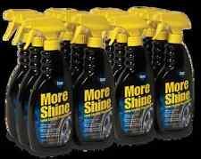 12 Stoner More Shine Less Time 22 OZ Spray Trigger Bottles Tire Gloss Dressing