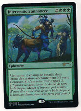 MTG Magic M15 FOIL Promo - Fated Intervention/Intervention annoncée, French/VF