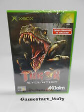 TUROK EVOLUTION (XBOX) NUOVO SIGILLATO NEW - PAL VERSION