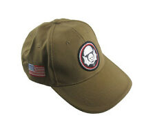 KHAKI US WW2 502nd WIDOWMAKERS BASEBALL CAP -ONE SIZE