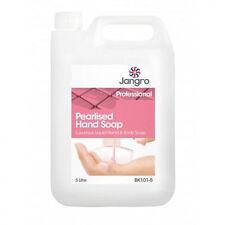 2 X 5 Litro jangro Perlado Líquido Jabón de Manos y Cuerpo Lavado olor floral