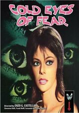 Cold Eyes of Fear (1971) -DVD Redemption OOP