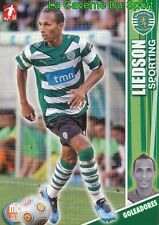 116 LIEDSON SPORTING PORTUGAL CARD MEGACRAQUES 2010 PANINI