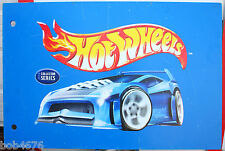 Rare 2004 COLLECTOR SERIES MATTEL HOT WHEELS DIECAST TOY STORE DISPLAY w TRACK