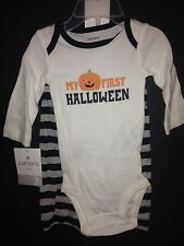 Carter's Little Creations ~ two piece My First Halloween ~ outfit ~ 3M ~ New!