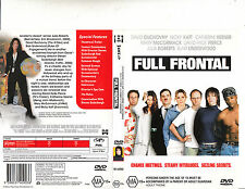 Full Frontal-2002-David Duchovny-Movie-DVD