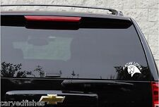 Macaw parrot decal