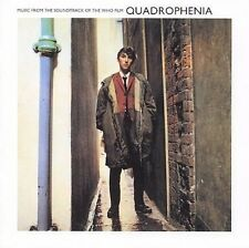QUADROPHENIA ( NEW SEALED CD ) ORIGINAL FILM SOUNDTRACK REMASTERED ( THE WHO )