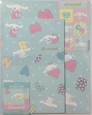 Letter Set Cinnamoroll Alphabet with Sticker Paper Stationery Sanrio Japan