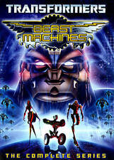 Transformers: Beast Machines - The Complete Series (DVD, 2014, 4-Disc Set)