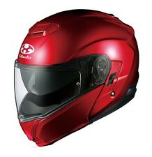 NEW OGK KABUTO IBUKI Shiny RED S Small  Motorcycle System Helmet Japanese Model