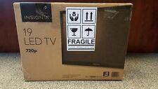"Open-Box: Insignia™ - 19"" Class (18.5"" Diag.) LED 720p TV - NS-19D220NA16-A"