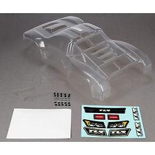 Team Losi Racing Hi Performance Body, Clear, Precut: 22SCT/2.0/SCTE, TLR8061