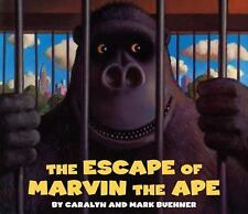Escape of Marvin the Ape (Picture Puffins)-ExLibrary