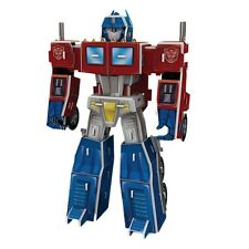 Official Transformers Build Your Own Optimus Prime - Boxed Construction Robot