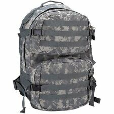 Heavy-Duty Camo Tactical Backpack, Mens Hiking Carry-On Laptop Bookbag Camp Bag
