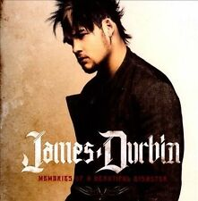 Memories of a Beautiful Disaster by James Durbin (CD, Nov-2011, Wind-Up)