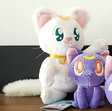 Sailor Moon Artemis Plüsch Stofftier Live Action plush doll Selten!