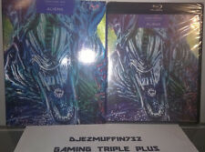 ALIENS SDCC 2015 BLU-RAY (COMIC CON EXCLUSIVE ARTWORK + SLIP)