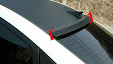 Rear Glass Wing  Spoiler  For Hyundai  Accent ; Verna ; Solaris (2011~on) ///