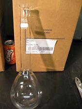 Case 6 New Flasks 800ml Corning 5420 PYREX Kjeldahl Flask #5420-800 unopened