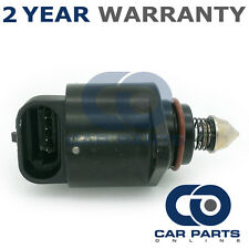 FOR VAUXHALL ASTRA G MK4 1.6 PETROL 1998-04 IDLE AIR CONTROL VALVE STEPPER MOTOR